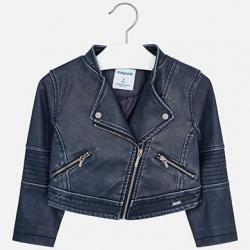 MAYORAL dievčenský prechodný kabát 3406-059 jeans