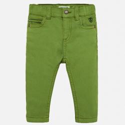 MAYORAL chlapčenské nohavice 2538-062 pistacio