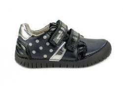 Svietiace topánky D.D.STEP 050-12M black