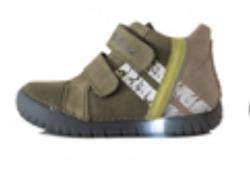 Svietiaca obuv D.D.STEP DD 050-7BL  khaki