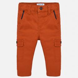 MAYORAL chlapčenské nohavice 2540-090 calabaza