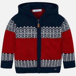 MAYORAL chlapčenský pletený sveter 4321-093