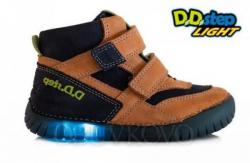 Chlapčenská svietiaca obuv D.D.STEP DD 050-6AL