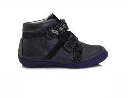 D.D.STEP dievčenská kotníková obuv 046-616M r.b