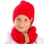 Chlapčenské čiapky, sety, nákrčníky