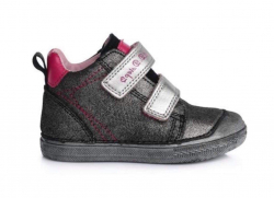 Detská celokožená obuv D.D.STEP 049-907DM