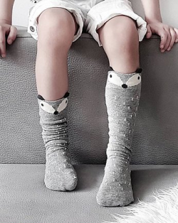 Podkolienky Mamas' feet GREY