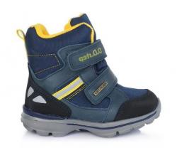 Chlapčenská obuv do snehu s membránou D.D.Step AQUA-TEX