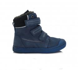 Chlapčenská zimná obuv DD.STEP 049-912M royal blue