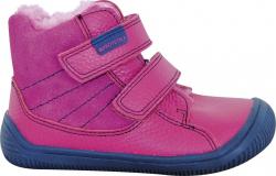 Barefoot zimné čižmy PROTETIKA KABI fuxia