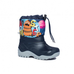 Chlapčenská zimná obuv - snehule RENBUT 32-468