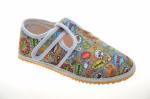 Chlapčenské barefoot topánky