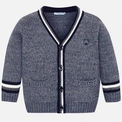 MAYORAL chlapčenský sveter 4324-090 grey