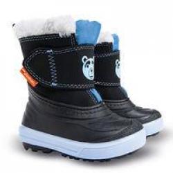 Chlapčenské snehule DEMAR BEAR modré