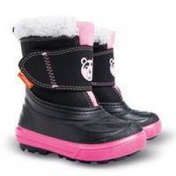 Dievčenské snehule DEMAR BEAR ružové