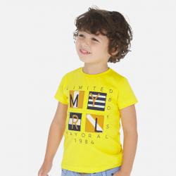 MAYORAL chlapčenské tričko s krátkym rukávom