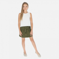 MAYORAL dievčenská sukňa 06950-019 green