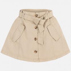 MAYORAL dievčenská sukňa 06950-020 ocher