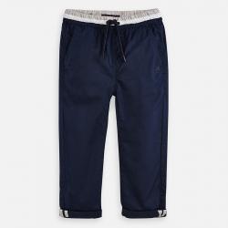 MAYORAL chlapčenské nohavice s gumou v páse
