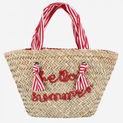 Dievčenská plážová kabelka MAYORAL 10805-070 red