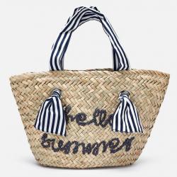 Dievčenská plážová kabelka MAYORAL 10805-072 navy