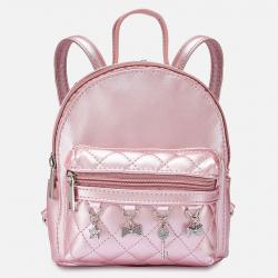 MAYORAL dievčenský koženkový batoh 10808-059 hollyhock