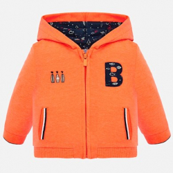 MAYORAL chlapčenská mikina 1460-043 orange