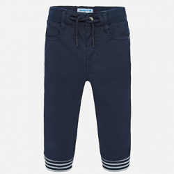 MAYORAL chlapčenské nohavice s pásom na gumu 1546-073