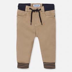 MAYORAL chlapčenské nohavice s pásom na gumu 1546-075