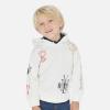 MAYORAL chlapčenská mikina s kapucňou 3441-044