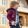 MAYORAL chlapčenská mikina  4455-019 purple