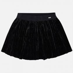 Dievčenská skladaná sukňa MAYORAL 4912-064 black