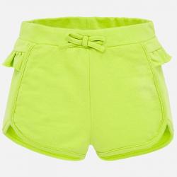 MAYORAL dievčenské krátke nohavice 1204-077 pistachio