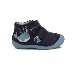 D.D.STEP chlapčenské kotníkové topánky 015-198