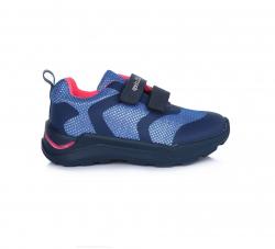 Dievčenská vodeodolná športová obuv D.D.STEP F61-703CL