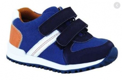 Chlapčenská športová obuv PROTETIKA DASTY brown