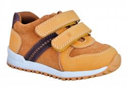 Chlapčenská športová obuv PROTETIKA DASTY beige