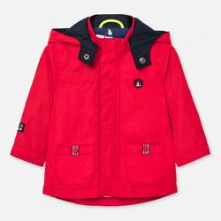 MAYORAL chlapčenská parka - kabát 1463-020 red