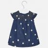 Rifľové šaty MAYORAL 1933-05 denim