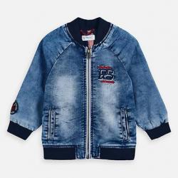 MAYORAL chlapčenský  riflový kabát 3445-05 denim