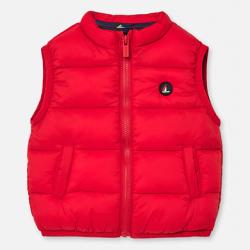 Modrá chlapčenská vesta MAYORAL 1466-054 red
