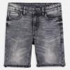 MAYORAL chlapčenské krátke riflové nohavice 06235-036 grey