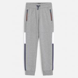 MAYORAL chlapčenské teplákové nohavice 06527-058 grey