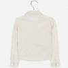 MAYORAL dievčenský elegantný kabátik 06459-02crudo