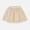 MAYORAL ružová tylová sukňa 7902-063 beige