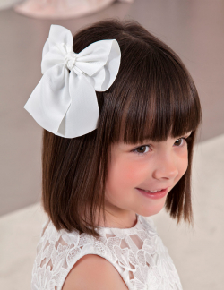 Dievčenská spona do vlasov ABEL&LULA 5412-016 Wh