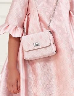 Luxusná Žakárová taška s trblietkami ABEL&LULA