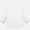 MAYORAL chlapčenská košeľa 1162-086 white