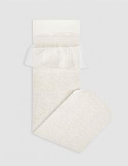 Exkluzívne silonkové ponožky ABEL&LULA 5407-096