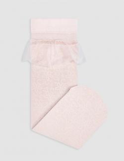Exkluzívne silonkové ponožky ABEL&LULA 5407-097